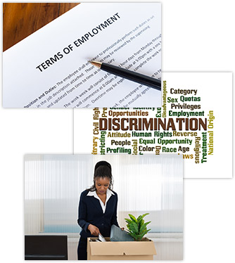 Getting Hired, Encountering Workplace Discrimination, Wrongful Termination